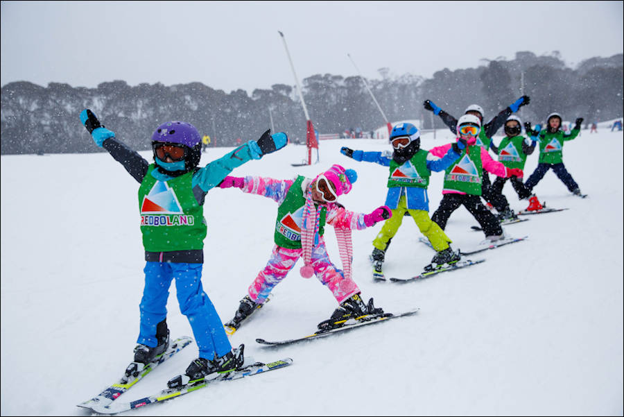 School group ski hire from Jindabyne, The Shed