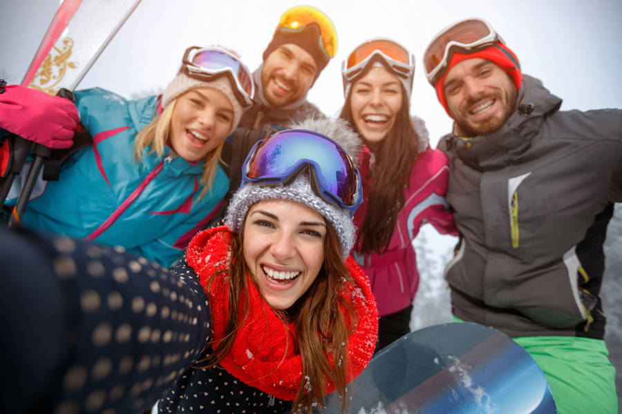 Ski Clothing for hire at The Shed in Jindabyne